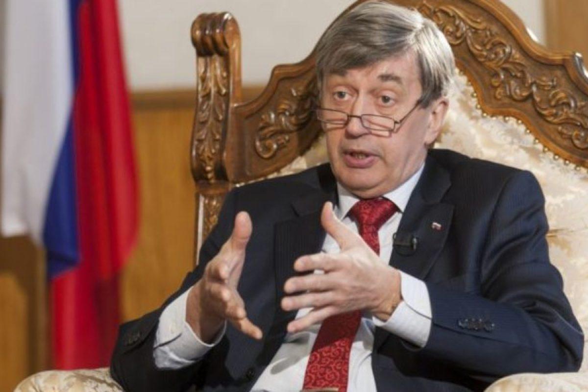 Ambasadorul rus, incident nedorit în orașul lui Iohannis