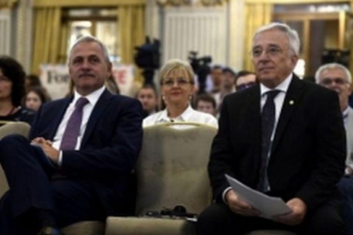 Înțelegerea SECRETĂ dintre Liviu Dragnea și Mugur Isărescu: mișcări interesante în Parlament