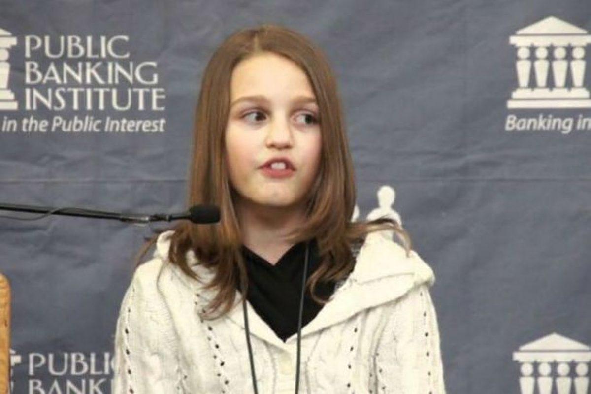 O fetiţă a dezvăluit accidental unul dintre cele mai bine păstrate secrete din lume