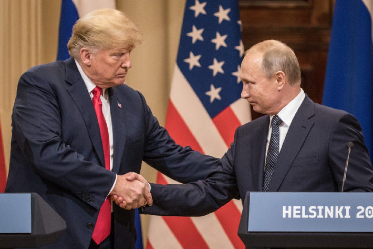 Conform unui nou sondaj, lumea are mai multă încredere în Putin decât în Trump
