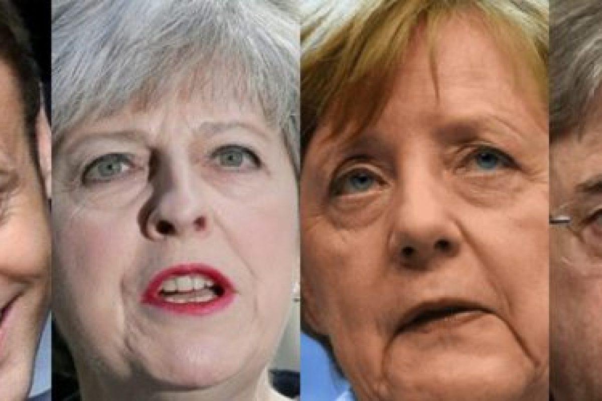 Cei mai importanți lideri europeni sunt toți fără copii: Angela Merkel, Juncker, Theresa May (UK), Paolo Gentiloni (ITA), Emmanuel Macron (FRA), Mark Rutte (HOL), Stefan Löfven (SWE), Xavier Bette (LUX), Nicola Sturgeon (SCO). La noi IOHANNIS și CIOLOȘ