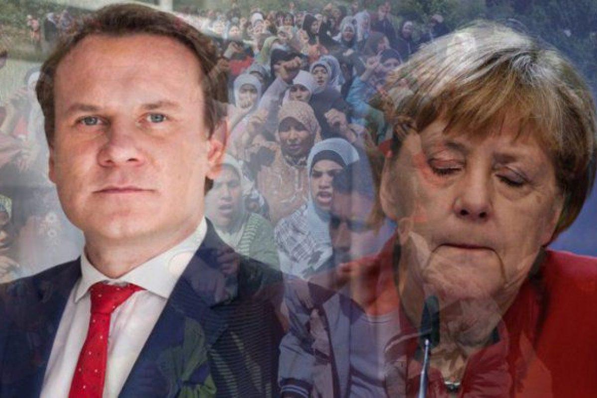"""Merkel își poate păstra migranții, NU răspundem pentru """"NEBUNIA"""" ei: """"Nu, nu dragostea mea NU vom lua niciunul, păstrează-i"""""""