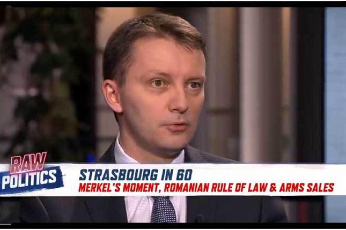 Dacă e trădare, cel puțin s-o știm și noi: Siegfried Mureșan și-a vorbit de rău țara la o televiziune străină!