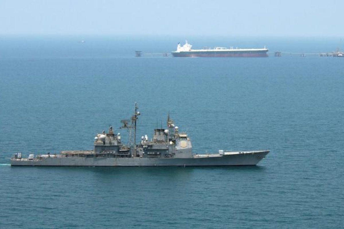Ce mită au încercat americanii să dea unui căpitan de petrolier iranian ca să le dea nava
